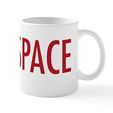 I Heart Spce - Horizontal Mug