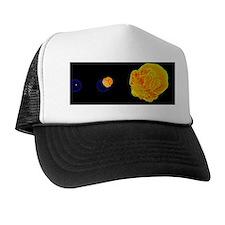 White dwarf star explosion Trucker Hat