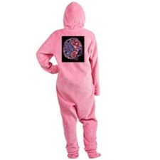 White blood cell, TEM Footed Pajamas