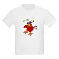Angry Chicken Kids T-Shirt