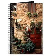 Italian Doorway Journal