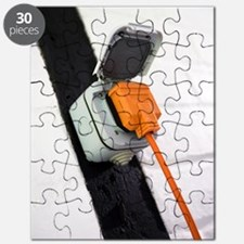 Weatherproof Electrical Socket Outlet Puzzle
