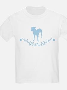 Olde Boston Bulldogge Kids T-Shirt