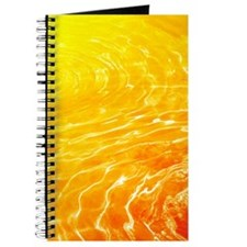 Water ripples Journal