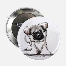 """Tibetan Spaniel 2.25"""" Button (10 pack)"""