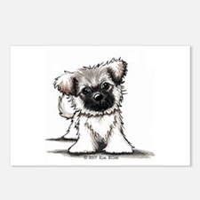 Tibetan Spaniel Postcards (Package of 8)