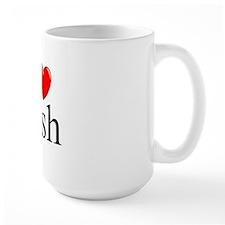 """""""I Love (Heart) Josh"""" Mug"""