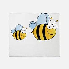 gvBee33 Throw Blanket