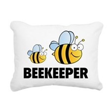 gvBee38 Rectangular Canvas Pillow