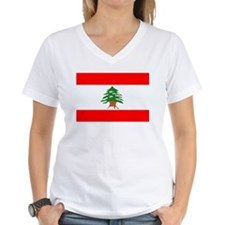 Lebanon Flag Shirt