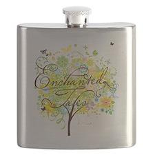 YTN_Enchanted_tshirt_Front Flask