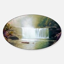 Cumberland Falls Sticker (Oval)