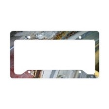Vostok 1 heat insulation License Plate Holder