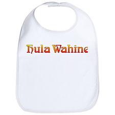 Hula Wahine (B) Bib