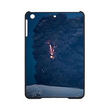 Volcanic lightning, Iceland, April  iPad Mini Case