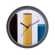 Vitamin B12 oxidation Wall Clock