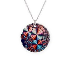 Vitamin C, polarised light m Necklace