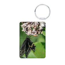 Black Swallowtail Keychains