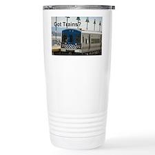 Got Trains? Thermos Mug
