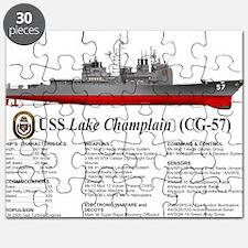 USS Lake Champlain (CG-57) Puzzle