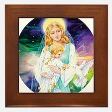 The Universal Mother Framed Tile