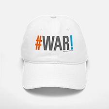 #WAR! Baseball Baseball Cap