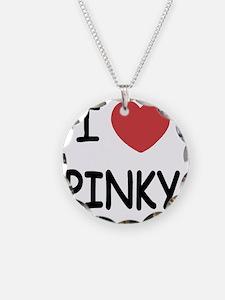 I heart PINKY Necklace