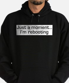 I'm Rebooting Sweatshirt