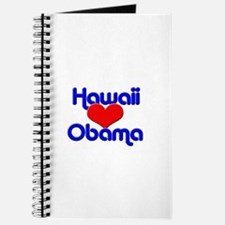 Hawaii For Obama Journal