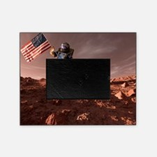 US exploration of Mars, artwork Picture Frame