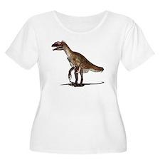 Utahraptor di T-Shirt