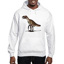 Utahraptor dinosaur Hoodie