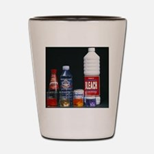 Universal indicator Shot Glass