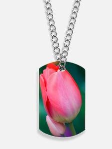 Tulips (Tulipa hybrid) Dog Tags