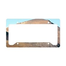 Twin Otter aircraft landing License Plate Holder