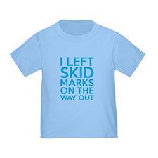 Skid marks T
