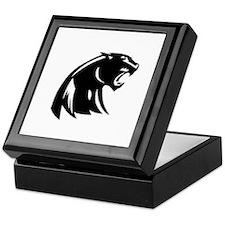 Black Panthers Keepsake Box