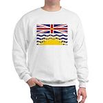 British Columbia Flag Sweatshirt