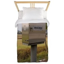 Traffic control cabinet with GPS Twin Duvet