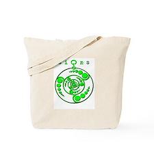Crop Circle #10 Tote Bag
