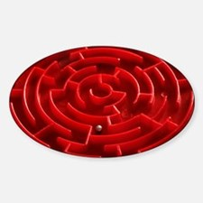 Toy maze Decal
