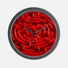 Toy maze Wall Clock