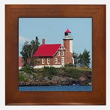 Eagle Harbor Framed Tile