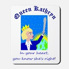 You know shes right Mousepad