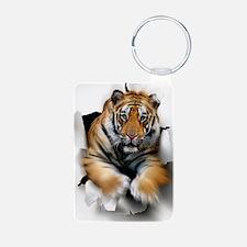 Tiger, artwork Keychains