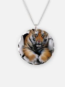 Tiger, artwork Necklace