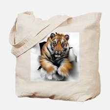 Tiger, artwork Tote Bag