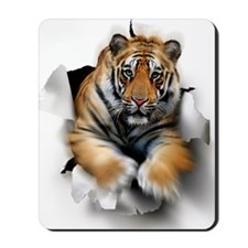 Tiger, artwork Mousepad