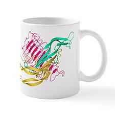 Thyroid-stimulating hormone molecule Mug