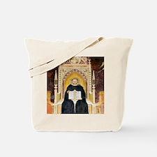 Thomas Aquinas, Italian priest Tote Bag